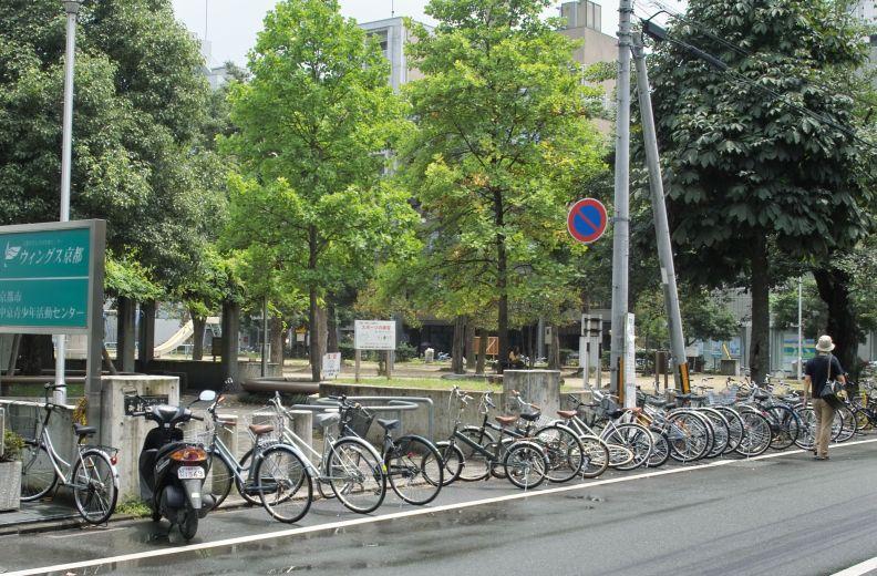 自転車の 自転車 撤去 京都 : 放置自転車の実態を明らかに ...